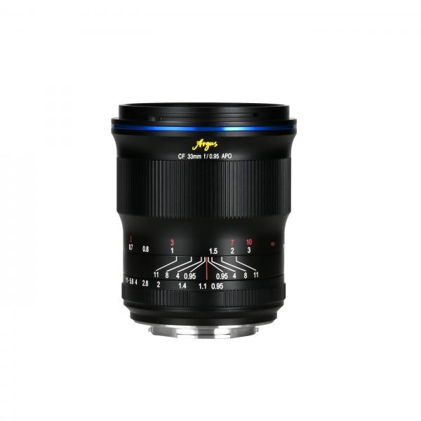 LAOWA Argus 33mm f/0,95 CF APO für Fuji X