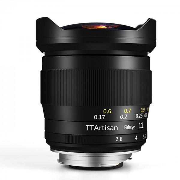 TTArtisan M 11mm f/2,8 für Leica M