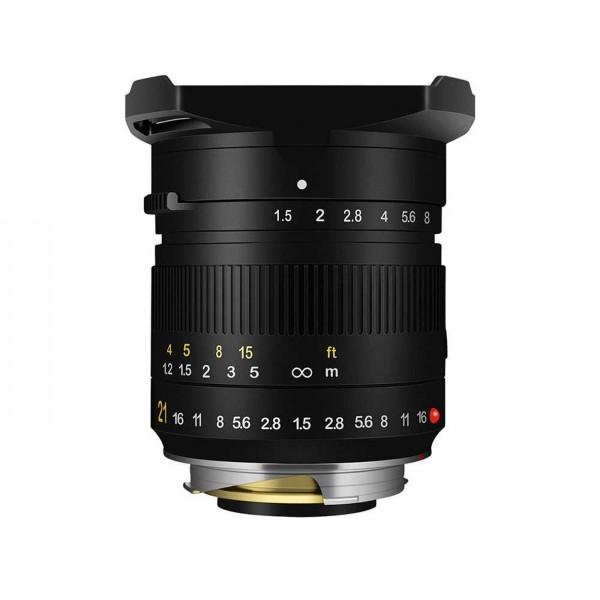 TTArtisan M 21mm f/1,5 für Leica M