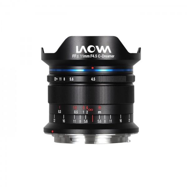 LAOWA 11mm f/4,5 FF RL für Canon RF