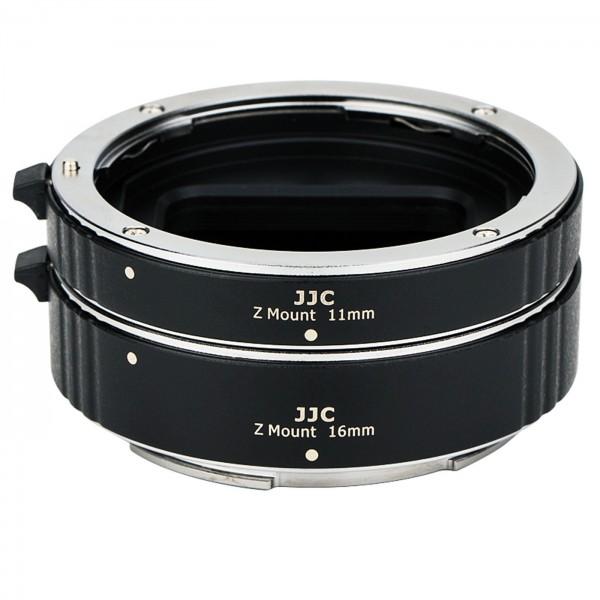 JJC Auto-Zwischenring Set Nikon Z, 11+16mm