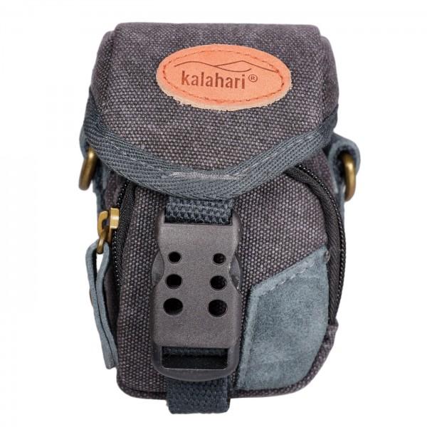 kalahari GOBABIS K-2 Kameratasche, canvas schwarz