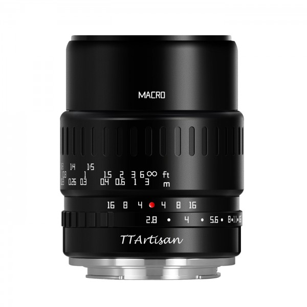 TTArtisan 40mm f/2,8 Macro für MFT