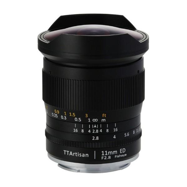 TTArtisan 11mm f/2,8 für Sony E (Vollformat)