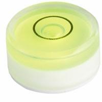 Wasserwaage - 14mm Libelle grün