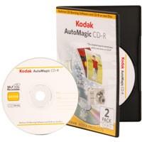Kodak CD-R AutoMagic, 2er Pack in Slim-DVD-Box