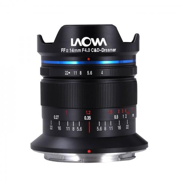 LAOWA 14mm f/4 FF RL Zero-D für Nikon Z