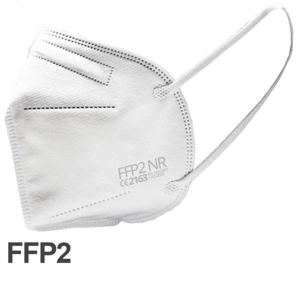 Atemschutzmasken, FFP2, 5-lagig, 20er-Pack