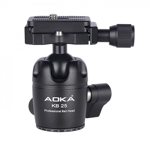 AOKA KB25 Kugelkopf