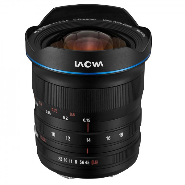 LAOWA 10-18mm f/4,5-5,6 FE Zoom für Sony E #