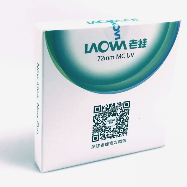 LAOWA MC UV Filter slim 72mm