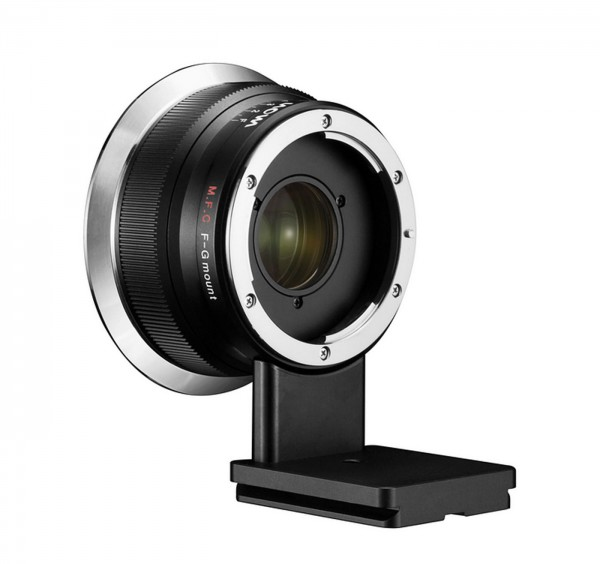 LAOWA Magic Format Converter Nikon F - Fuji G