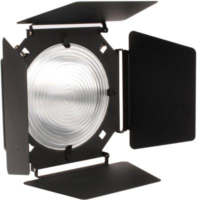 HELIOS Lichtklappen-Vorsatz mit Fresnellinse