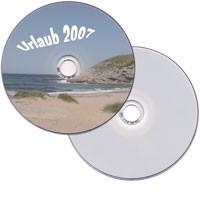 Kodak DVD+R Dual Layer bedruckbar, 10er Spindel