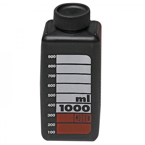 Jobo Flasche schwarz, 1000ml