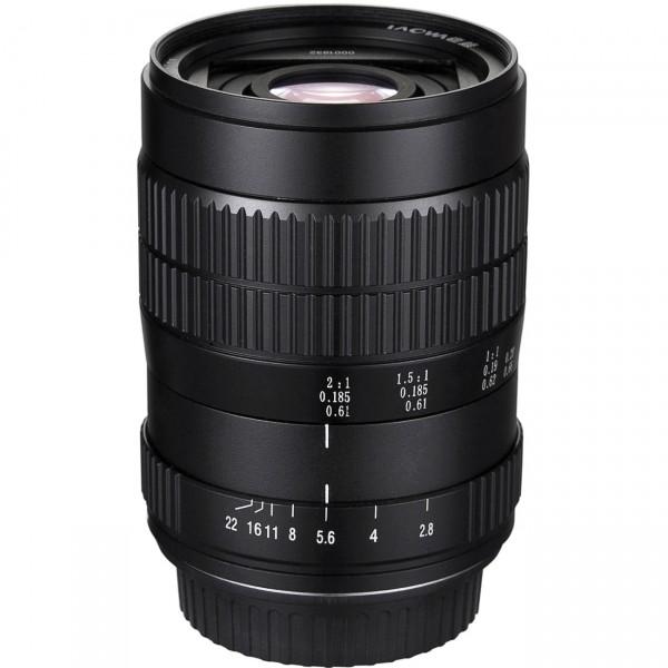 LAOWA 60mm f/2,8 Ultra-Macro 2:1 für Pentax K