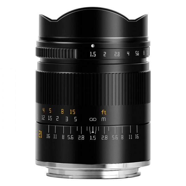 TTArtisan 21mm f/1,5 für Sony E (Vollformat)