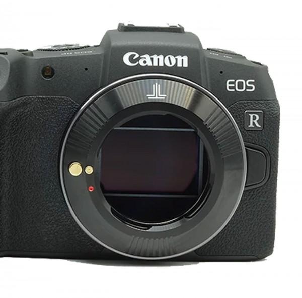 TTArtisan Objektivadapter Leica M an Canon RF