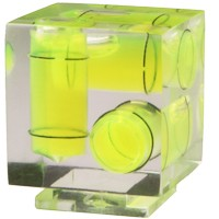 B.I.G. Kamera-Wasserwaage 3D (Standard-Blitzschuh)