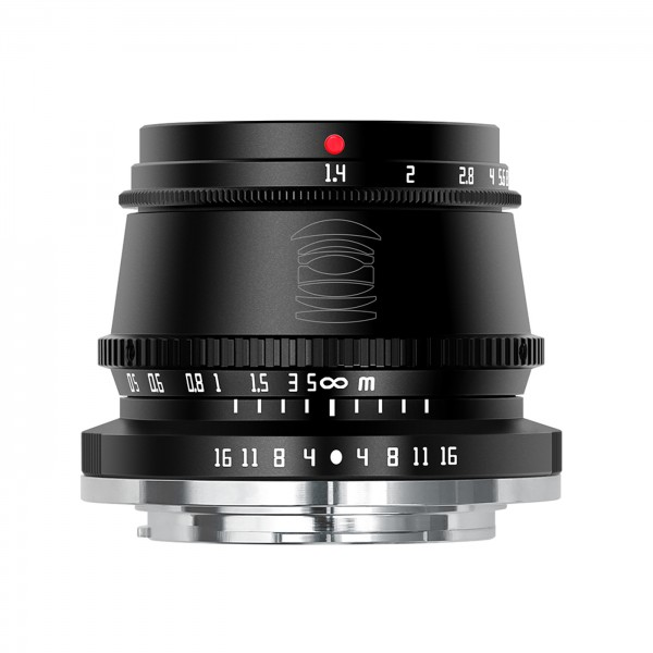 TTArtisan 35mm f/1,4 für Fuji X