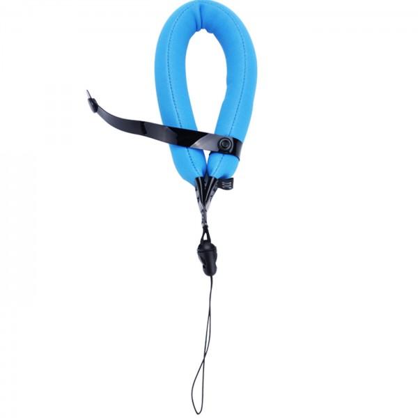 JJC ST-8B Schwimmriemen Handschlaufe blau
