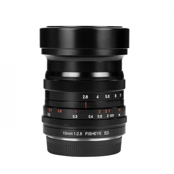 7Artisans 10mm f/2,8 Fisheye ED für Sony E