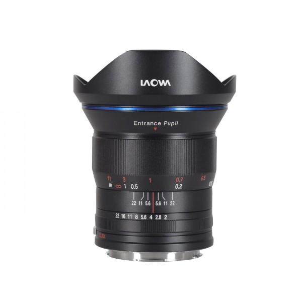 LAOWA 15mm f/2,0 Zero-D für L-Mount