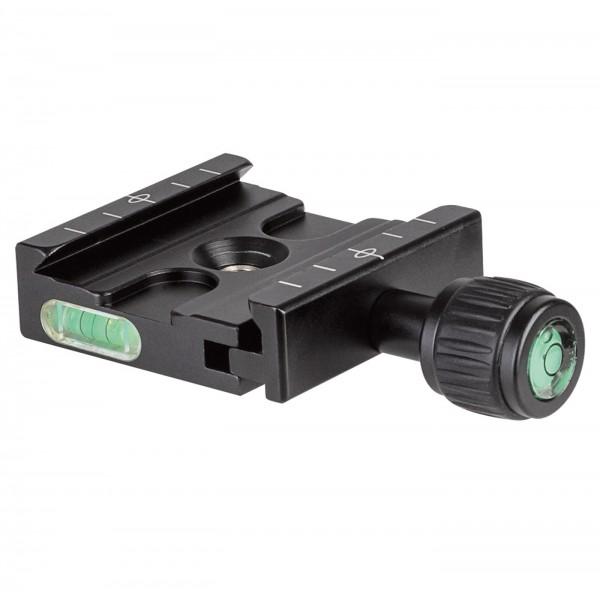 B.I.G. QR-50 Schnellkupplung 50mm und QRP-50