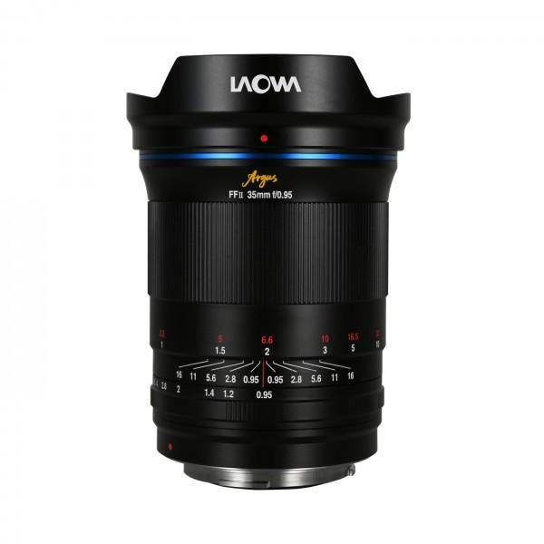 LAOWA Argus 35mm f/0,95 FF für Canon RF