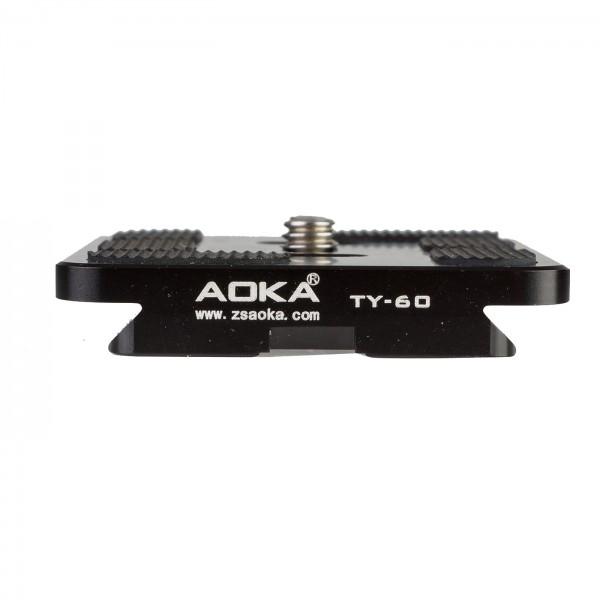 AOKA TY-60QR Schnellwechselplatte