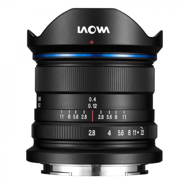 LAOWA 9mm f/2,8 Zero-D für MFT