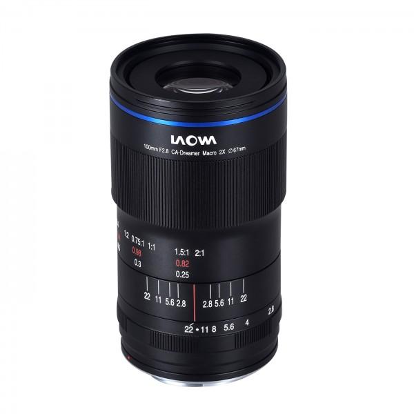 LAOWA 100mm f/2,8 2:1 M UltraMacro APO f. Canon EF