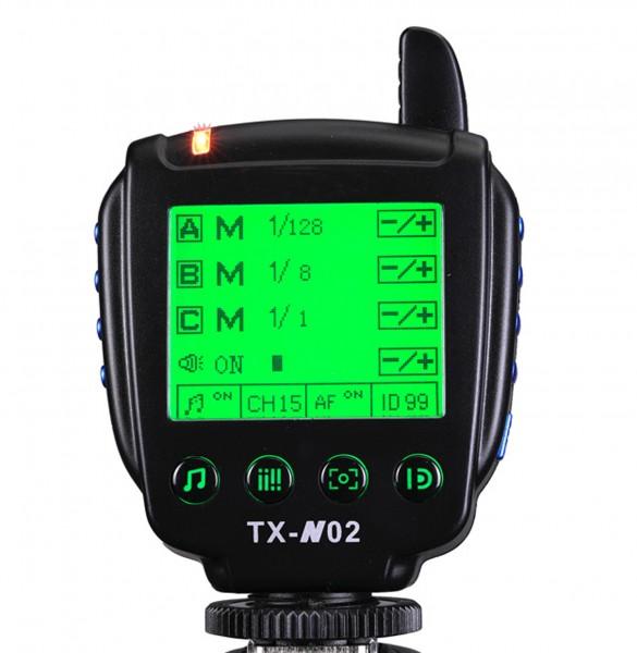 HELIOS TTL-600N Transmitter für Nikon