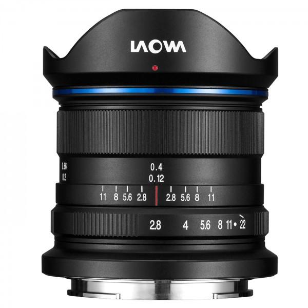 LAOWA 9mm f/2,8 Zero-D für Nikon Z (APS-C)