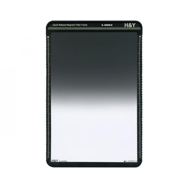 H&Y HD Soft GND Filter ND0,9 mit Magnetrahmen