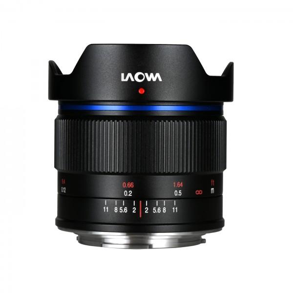 LAOWA 7,5mm f/2,0 A für MFT
