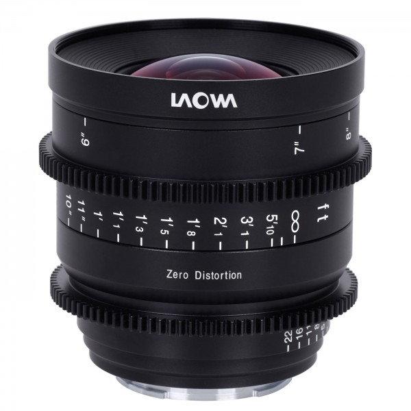 LAOWA 15mm T2.1 Zero-D Cine für Sony E Vollformat