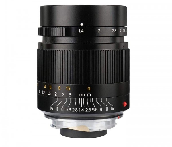 7Artisans 28mm f/1,4 für Leica M