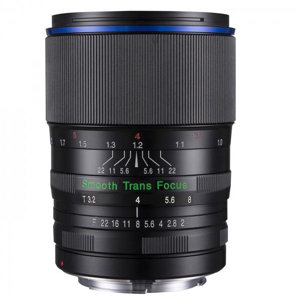 LAOWA 105mm f/2,0 (T3.2) STF für Sony E