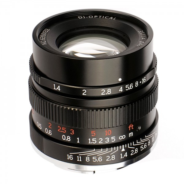7Artisans 35mm f/1,4 für Nikon Z