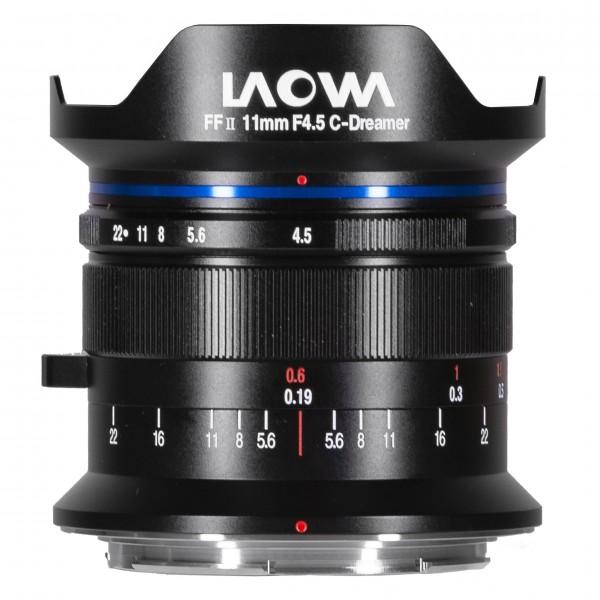 LAOWA 11mm f/4,5 FF RL für Nikon Z