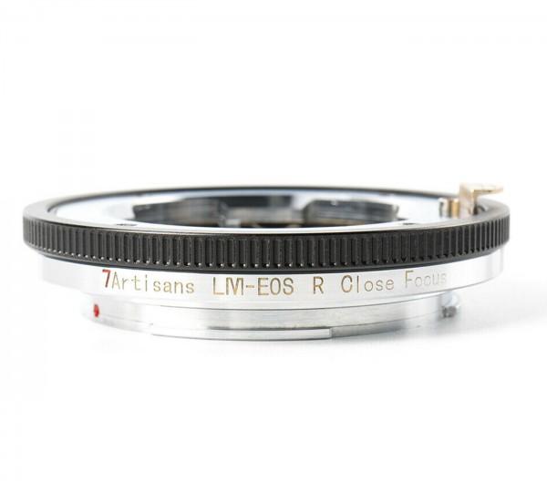 7Artisans Makro-Fokusadapter LeicaM an Canon R