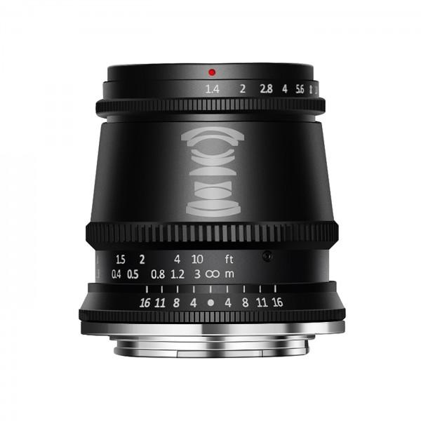 TTArtisan 17mm f/1,4 für Sony E (APS-C)