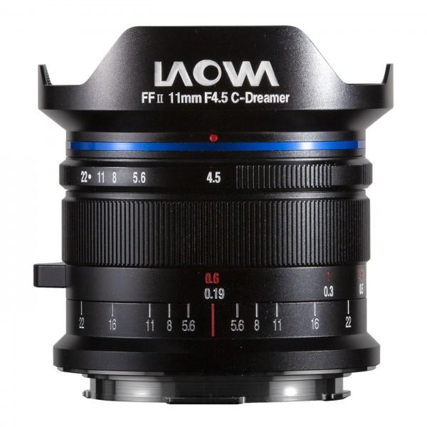 LAOWA 11mm f/4,5 FF RL für L-Mount