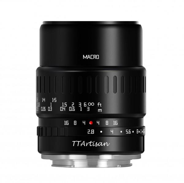 TTArtisan 40mm f/2,8 Macro für Fuji X