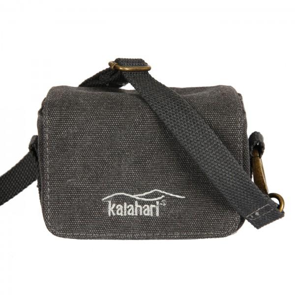 kalahari GOBABIS K-9 Fototasche, canvas schwarz