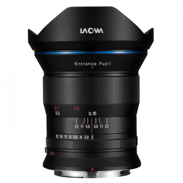 LAOWA 15mm f/2,0 Zero-D für Nikon Z