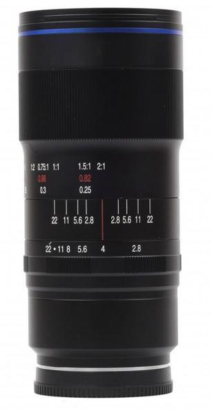 LAOWA 100mm f/2,8 2:1 UltraMacro APO für Nikon Z