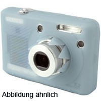 B.I.G. Snappysafe blau/transp.f.Sony DSC-W30/35/40