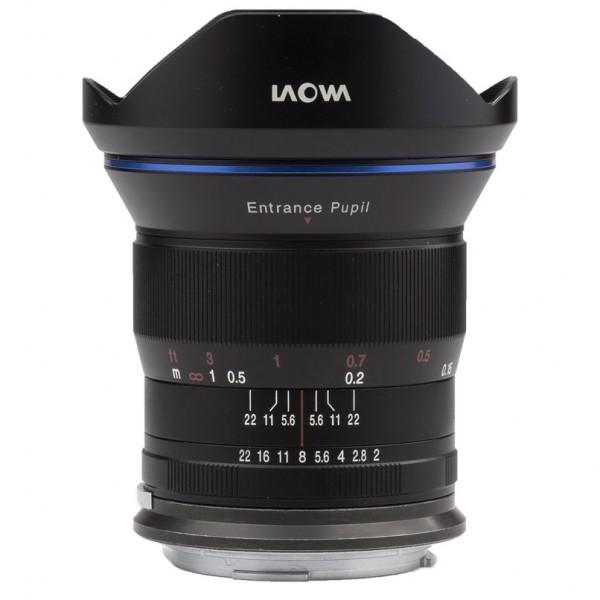 LAOWA 15mm f/2,0 Zero-D für Canon RF